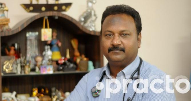 Dr. R. Radhakrishnan - Pulmonologist