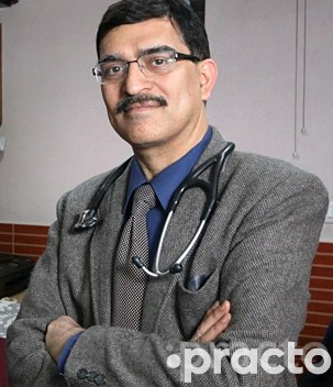 Dr. B B Chanana - Cardiologist