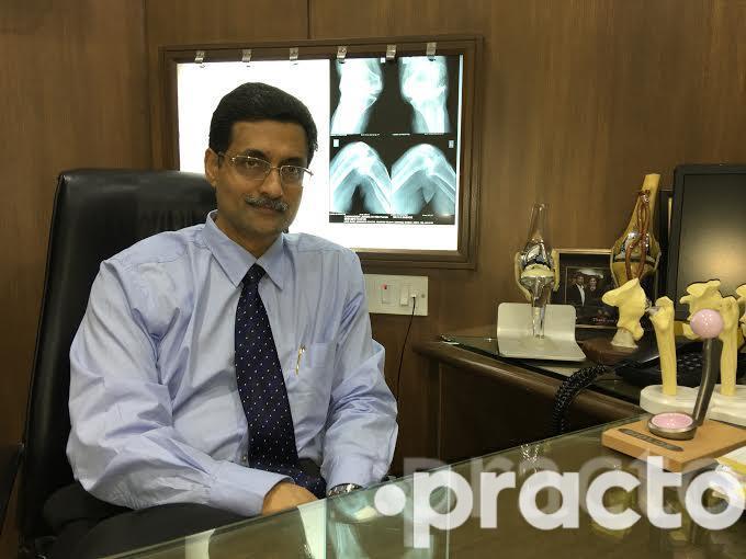 Dr. Harish Bhinde - Orthopedist