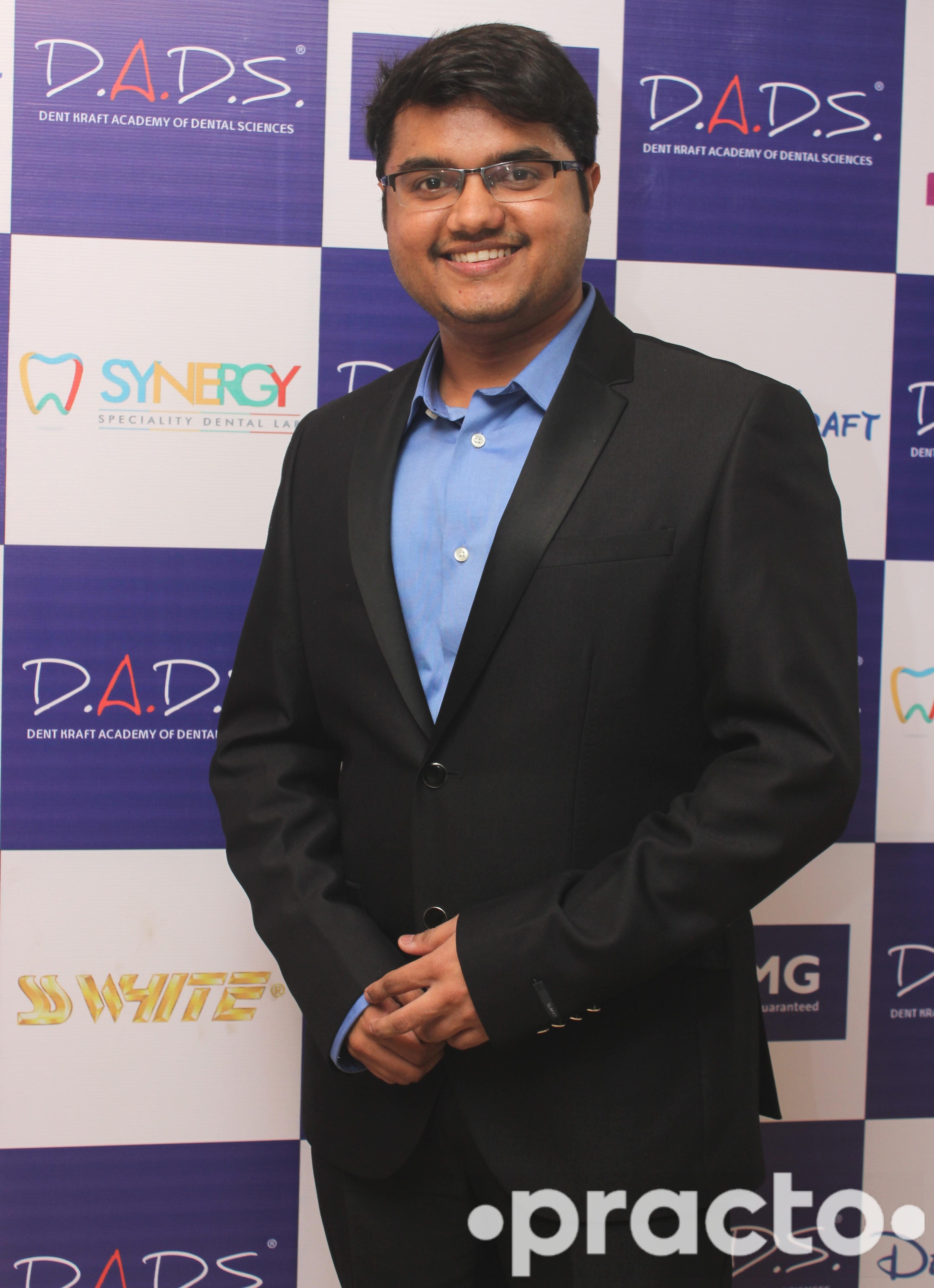 Dr. Harshil Mehta