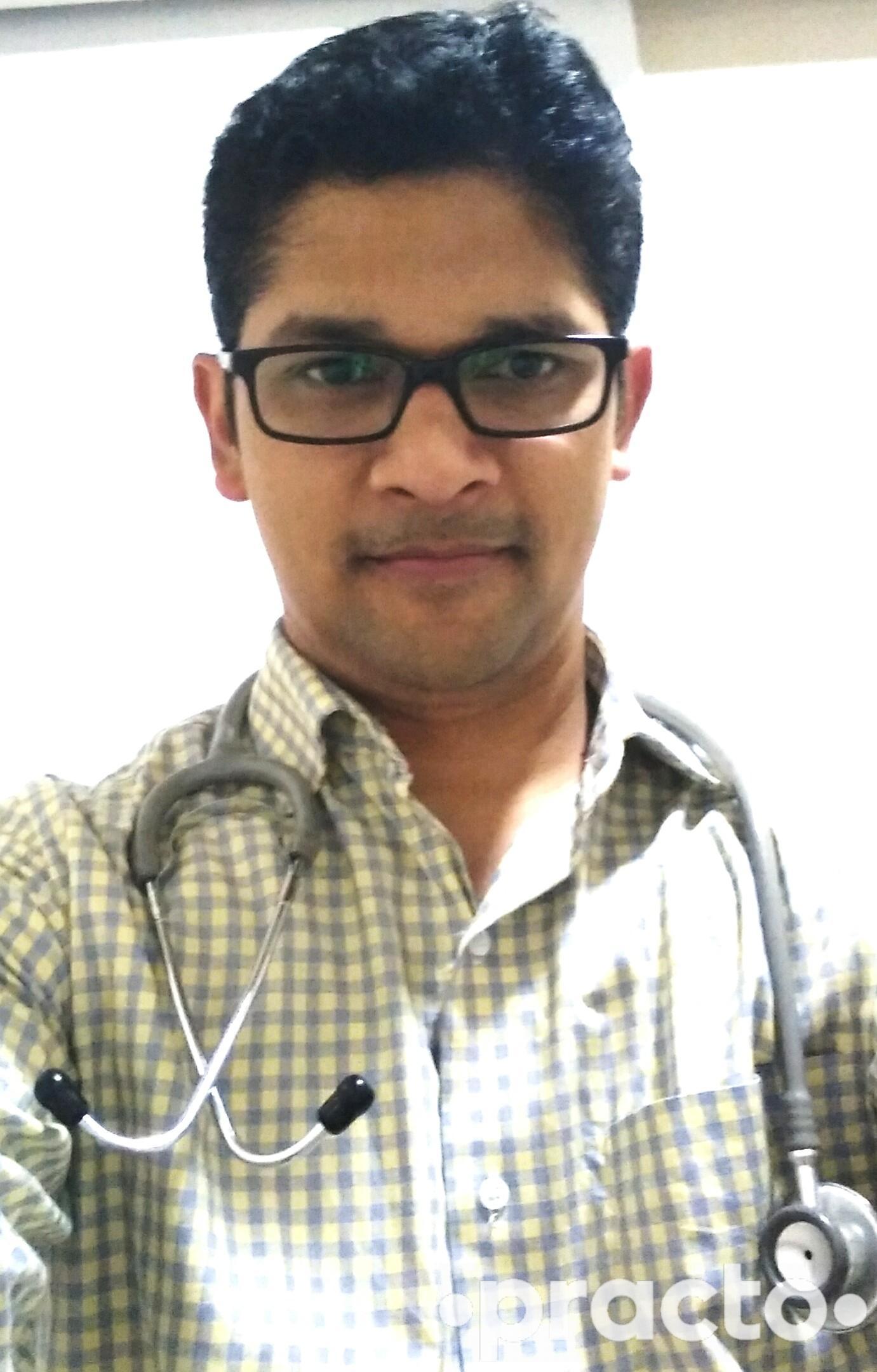 Dr. Nilesh Nikilesh Rao - Pediatrician