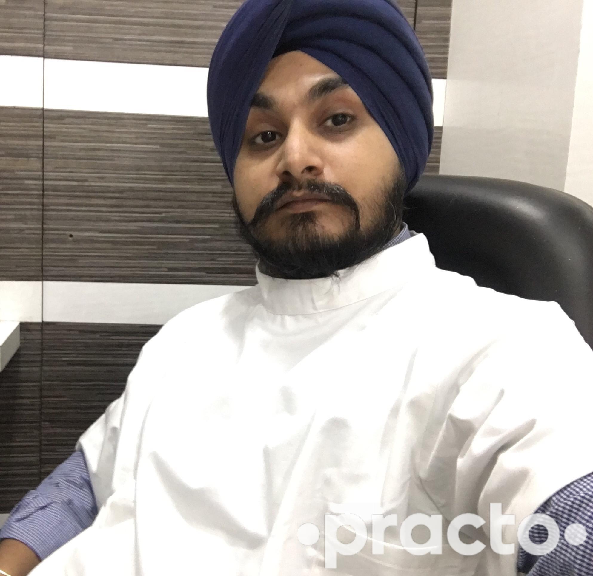 Dr. Prateek Singh Bhatia - Dentist
