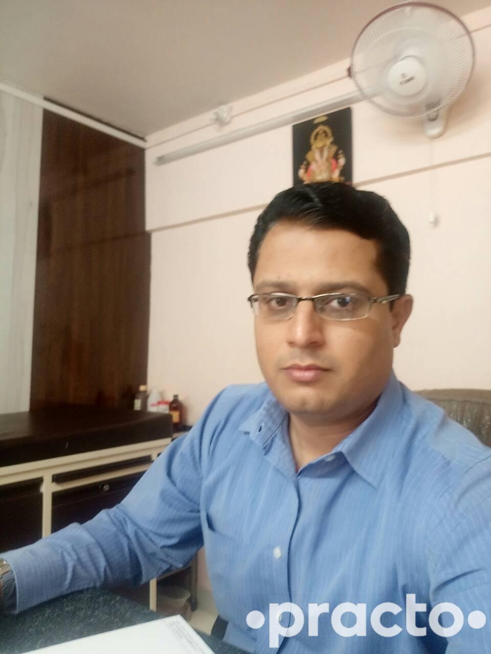 Dr. Anirudha Deshpande - Orthopedist