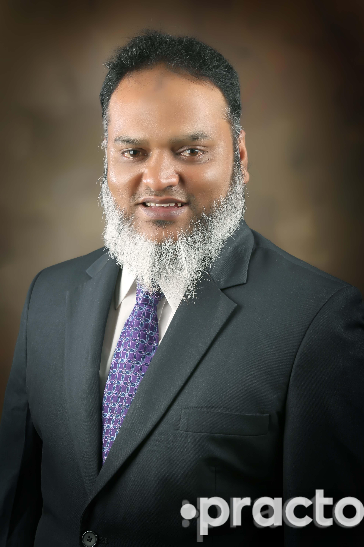 Dr. Mohammed Akmal Ariff - Dentist