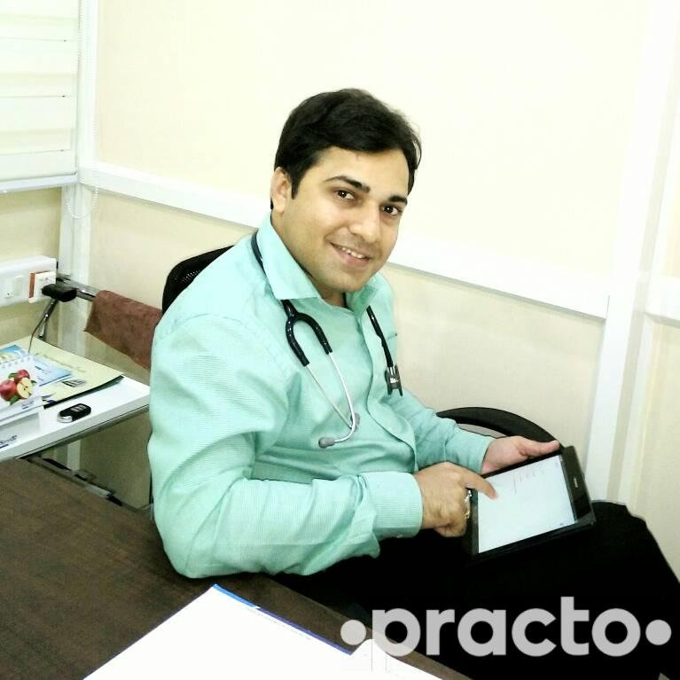 Dr. Nachiket Mahindrakar - General Physician