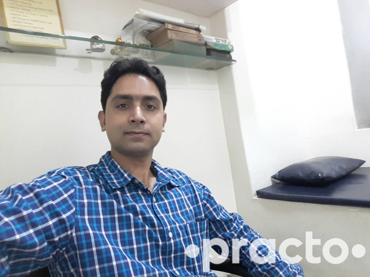 Dr. Mukesh Pandey (PT) - Physiotherapist