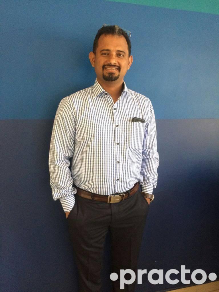 Dr. Ashok Shetty
