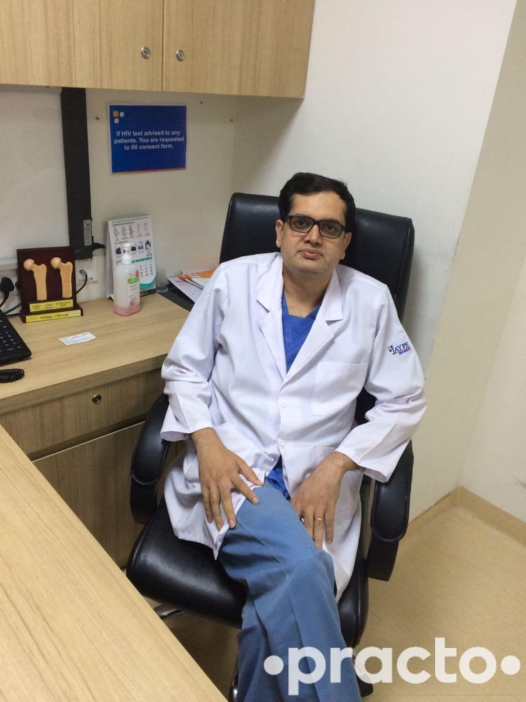 Dr  Kumar Saurabh - Orthopedist - Book Appointment Online, View Fees