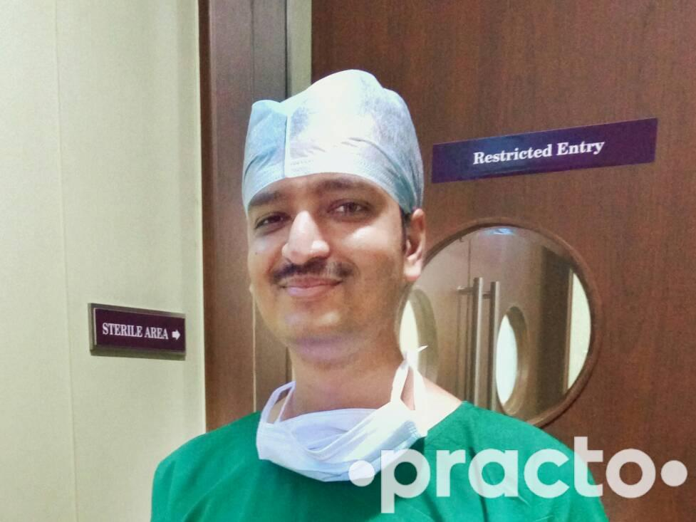Dr. Manoj Kumar Khemani - Orthopedist