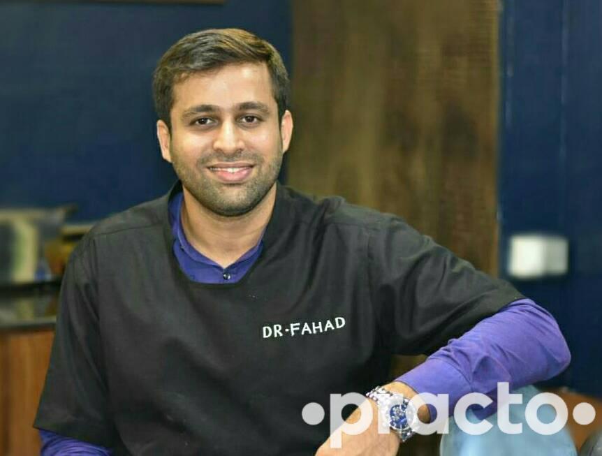 Dr. Fahad Naaz - Dentist