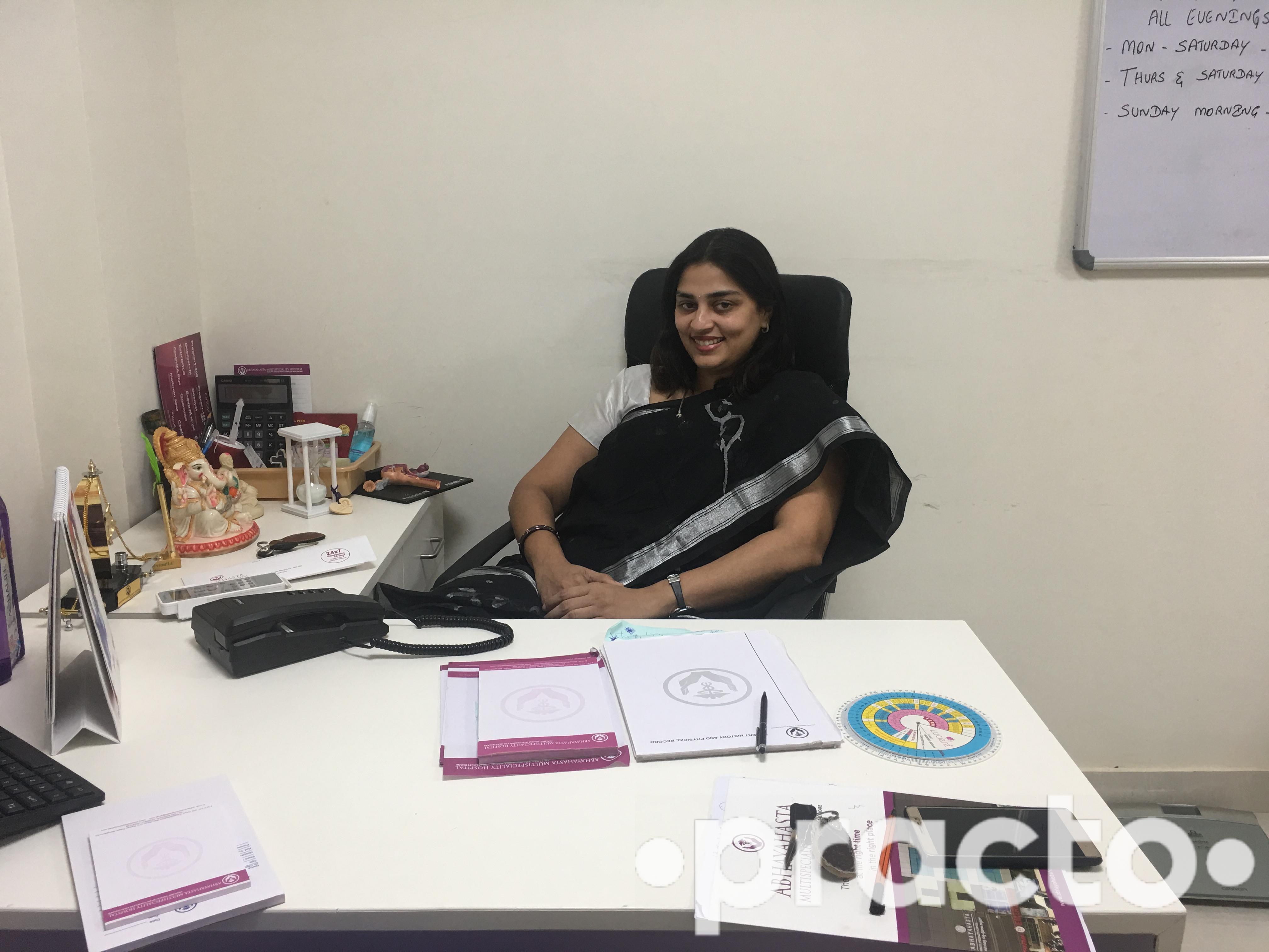 Dr. Aparna Baliga - Gynecologist/Obstetrician