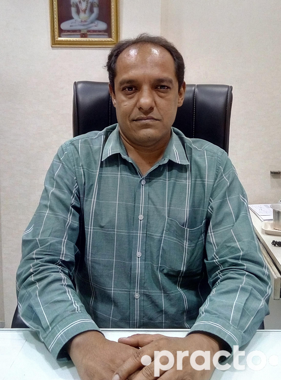 Dr. Ashesh M. Gala - Ophthalmologist