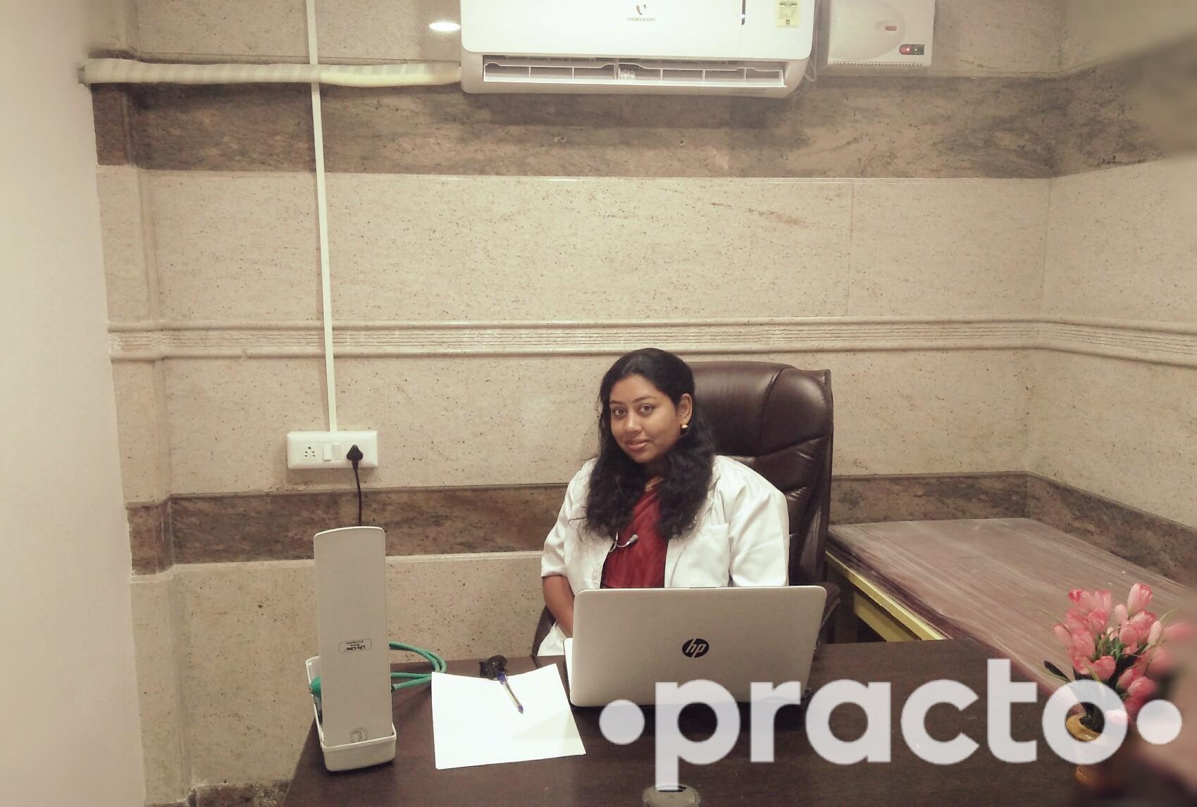 Dr. Shivaranjini - Homoeopath