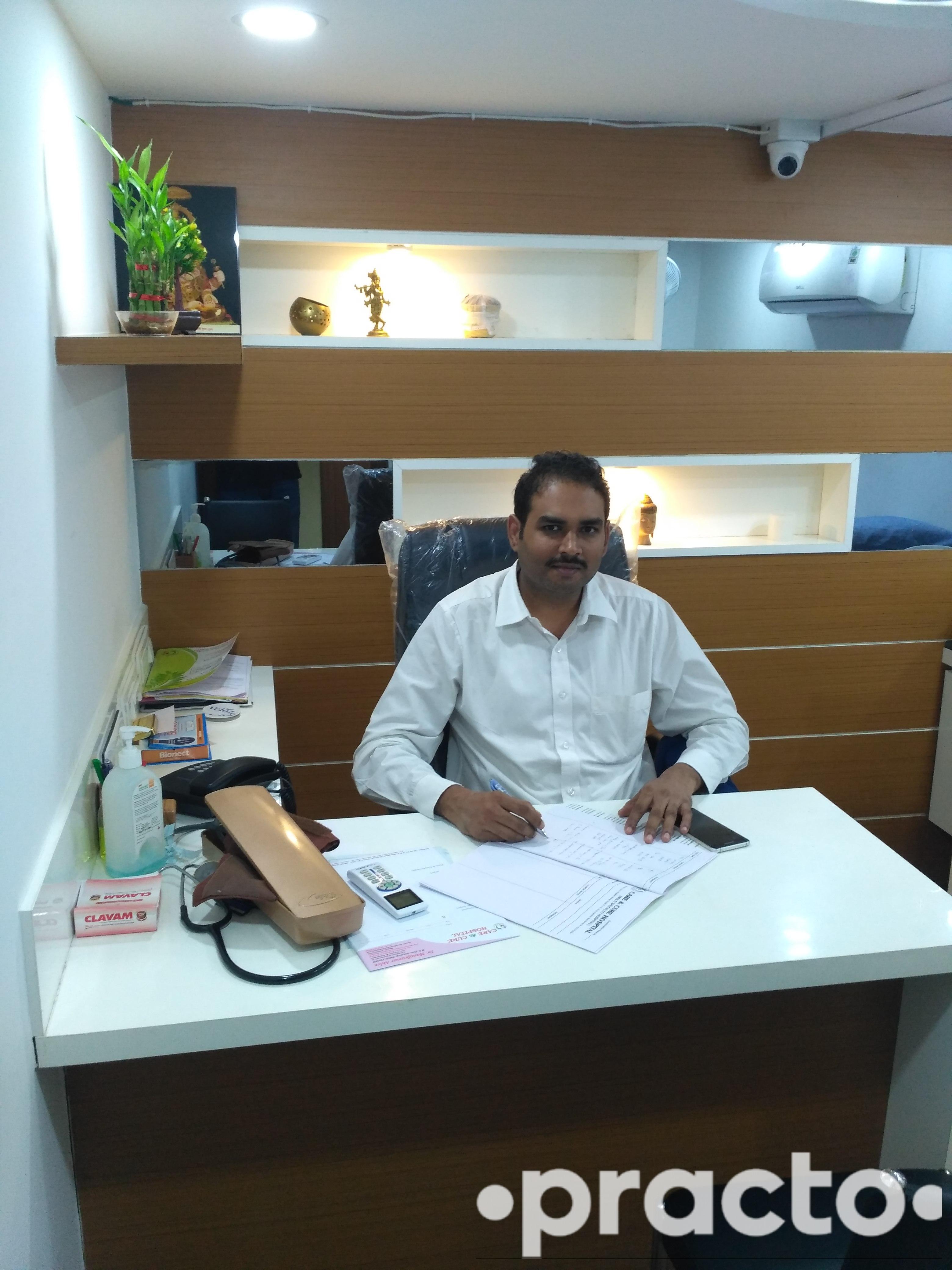 Dr. Manojkumar Ahire
