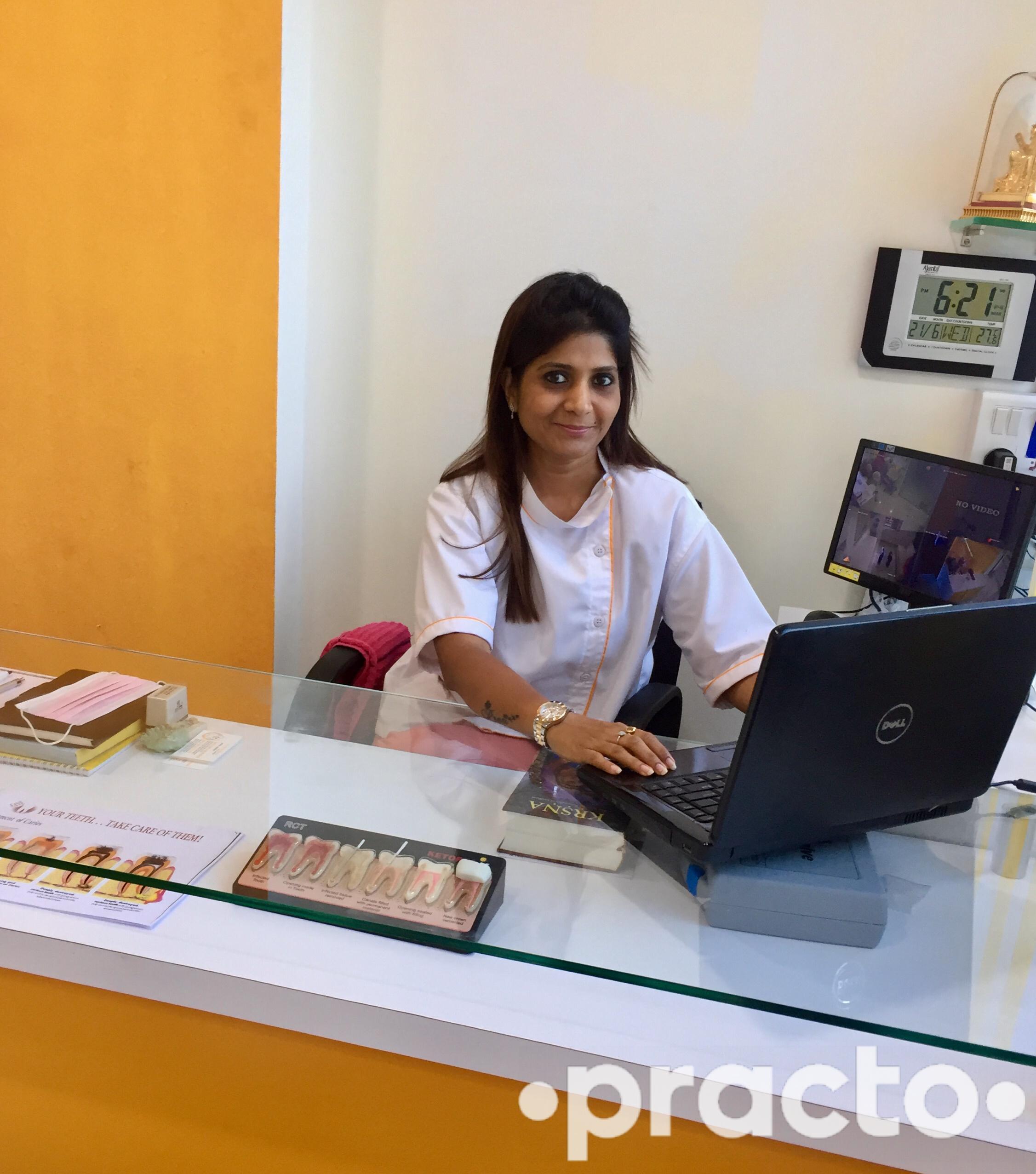 Dr. Pratibha Bhosale - Dentist