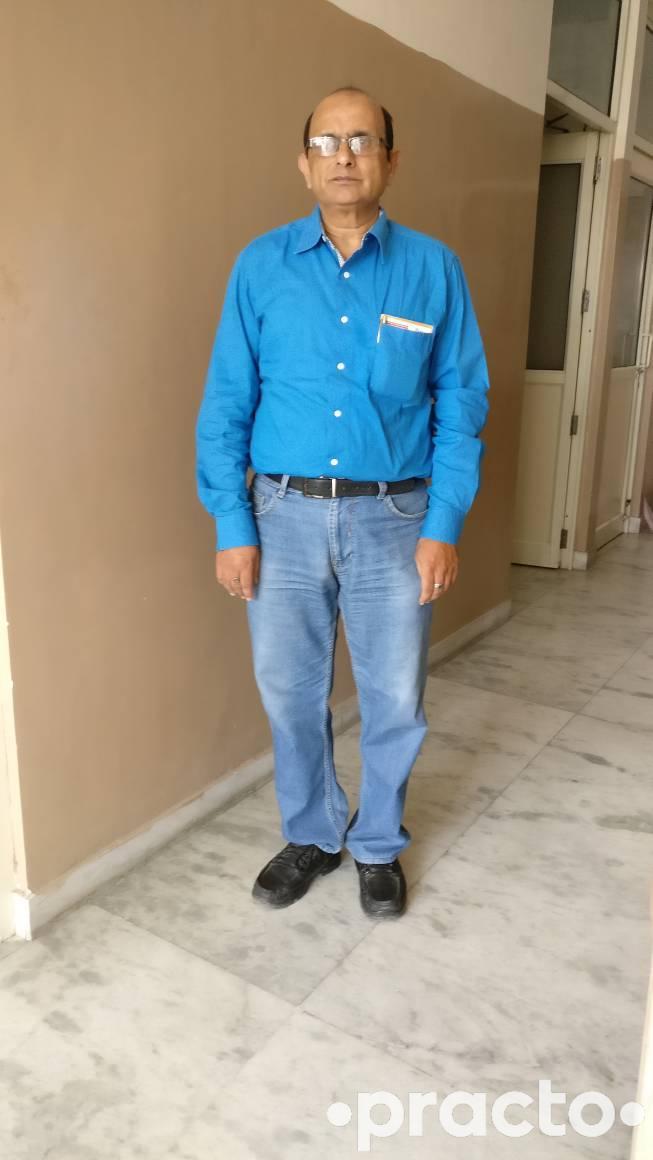 Dr. Rajiv Sharma - General Surgeon