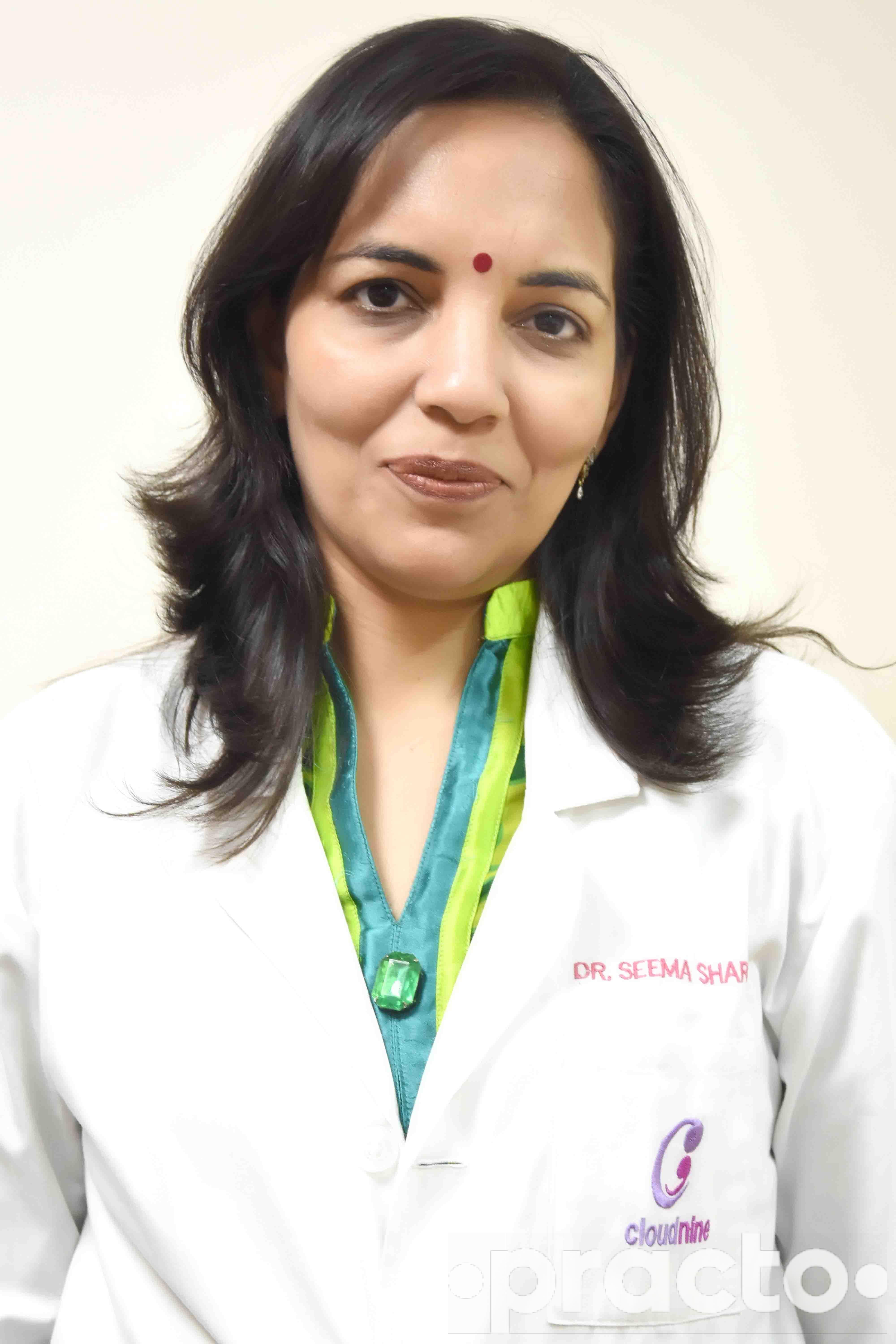 Dr  Seema Sharma - Gynecologist - Book Appointment Online, View Fees