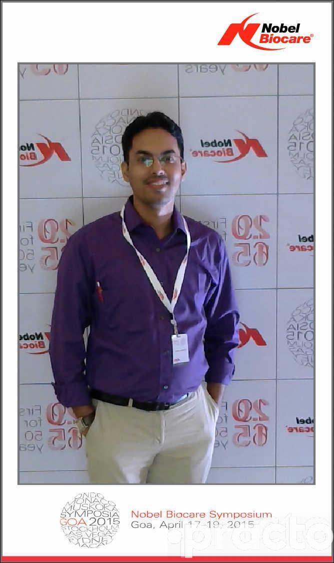 Dr. Golam Wakil - Dentist