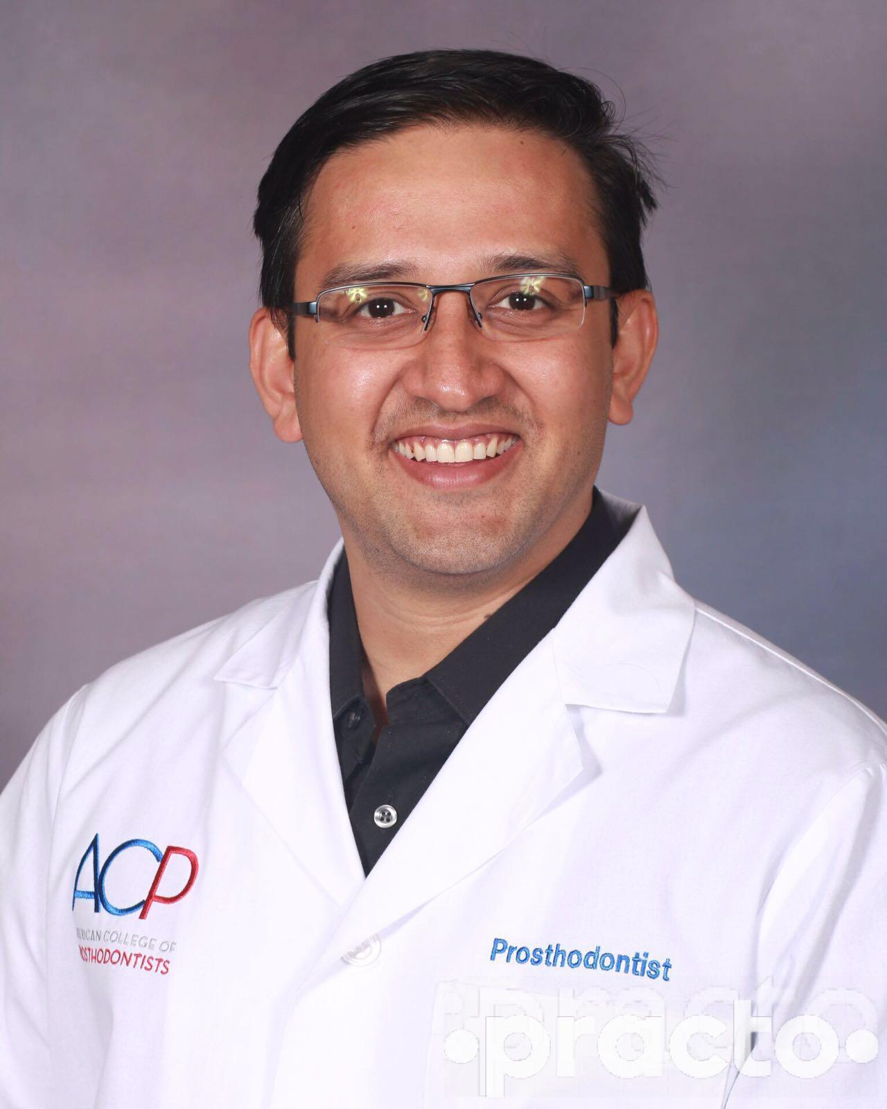 Dr. Irfan Kachwala - Dentist