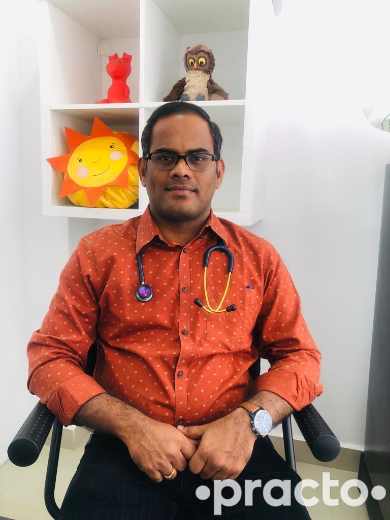 Dr  Janardhana Reddy V - Pediatrician - Book Appointment