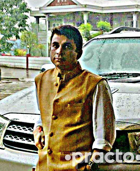 Dr. Charan Shetty - Dentist