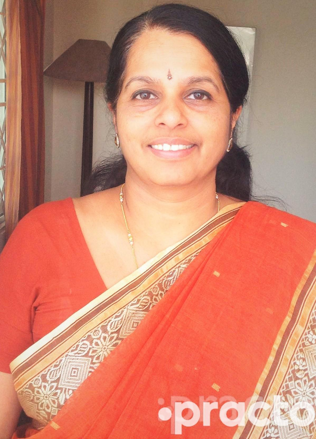 Dr. Anitha Vasudevan - Psychiatrist