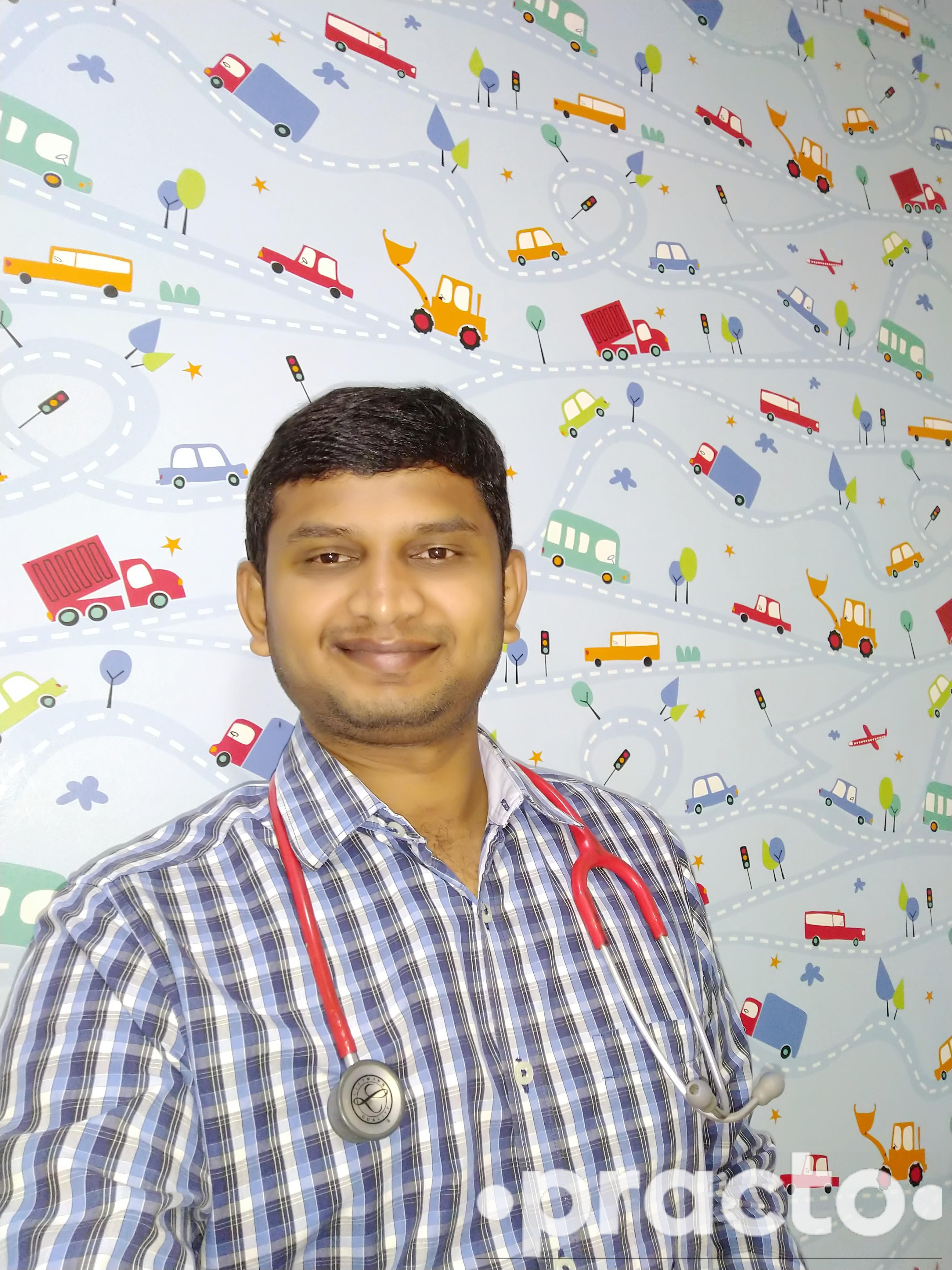 Dr  Uthaya kumaran - Pediatrician - Book Appointment Online