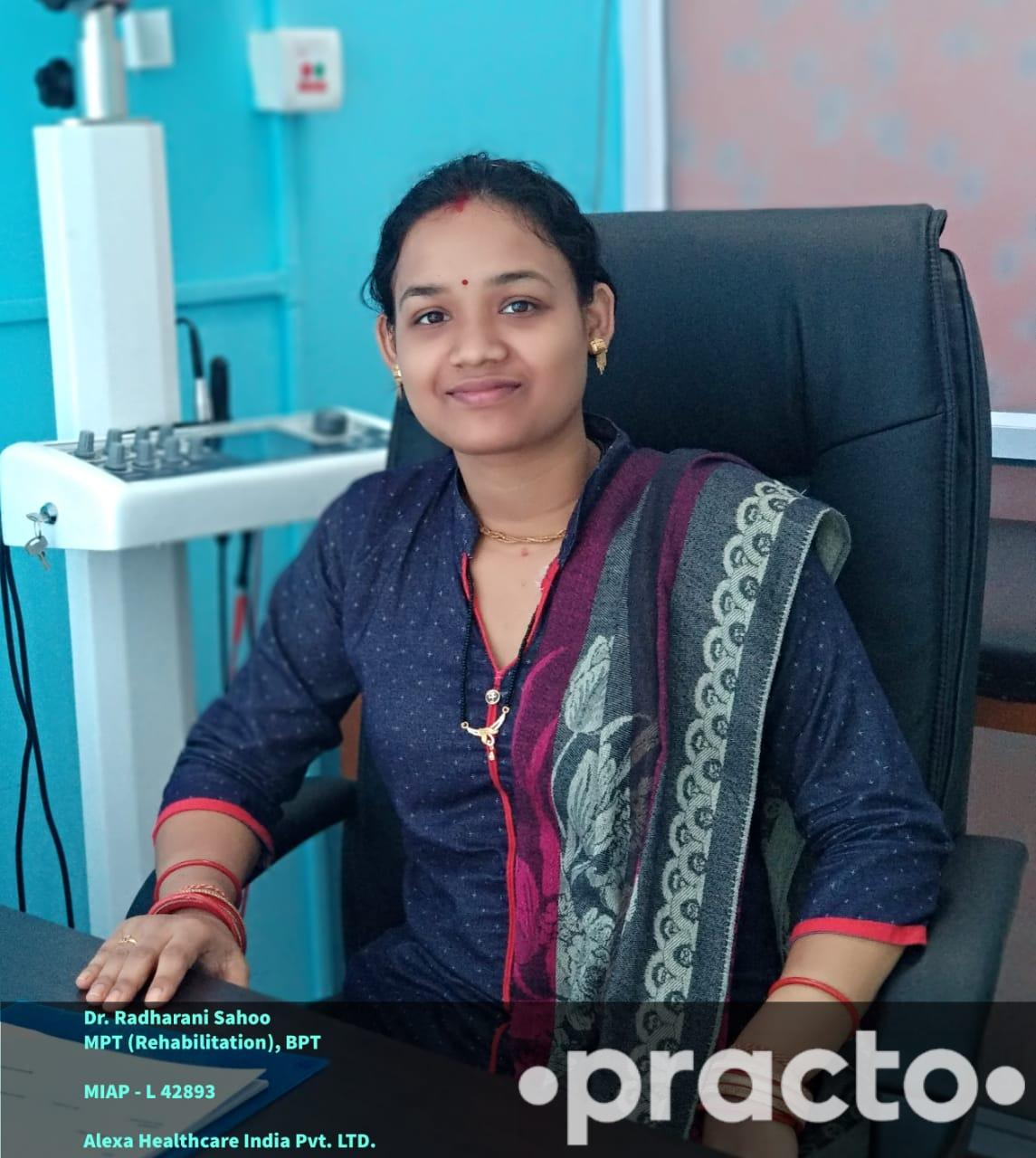 Dr  Radha Rani (PT) - Physiotherapist - Book Appointment Online