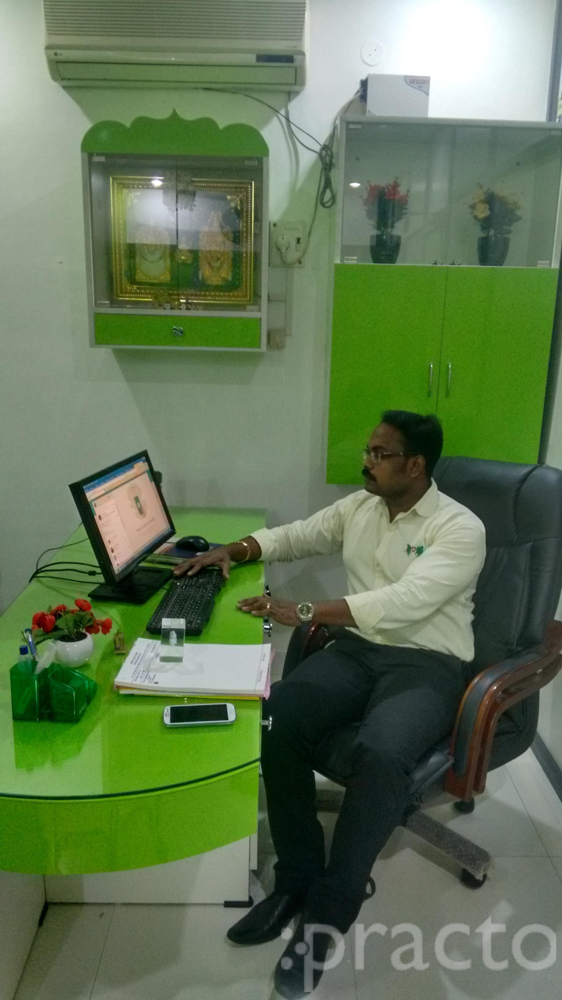 Dr. A.Anbukumar  - Dentist