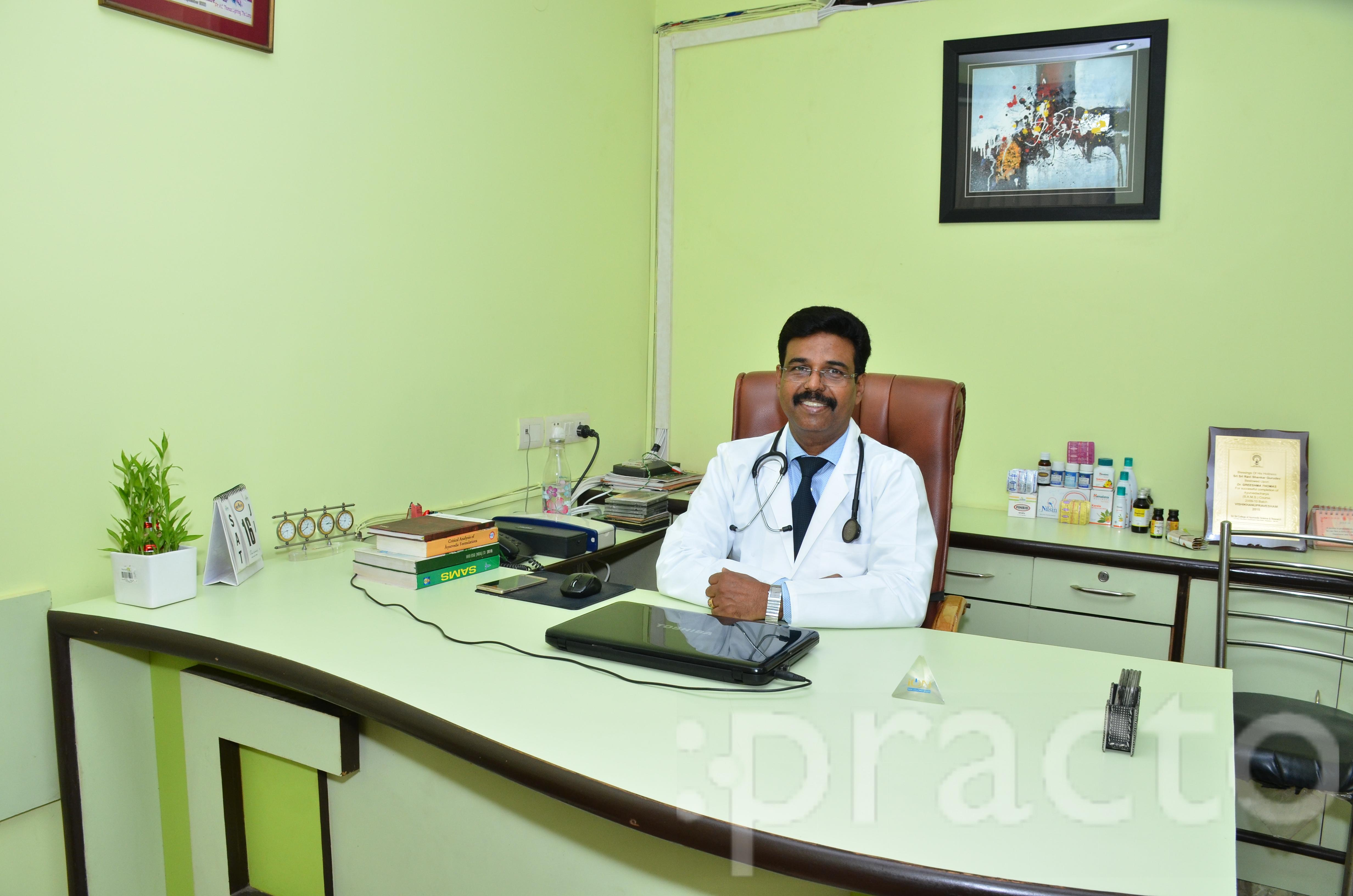 Dr. A C Thomas - Ayurveda