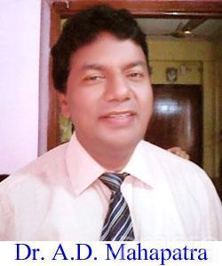 Dr. A D Mahapatra - Psychologist