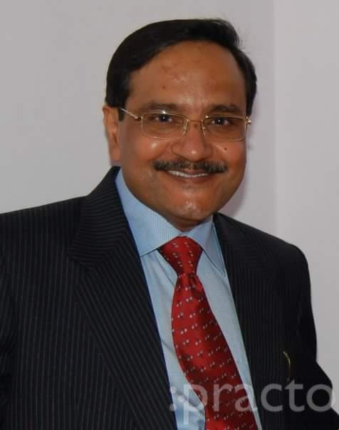 Dr. A. K. Joshi - General Physician