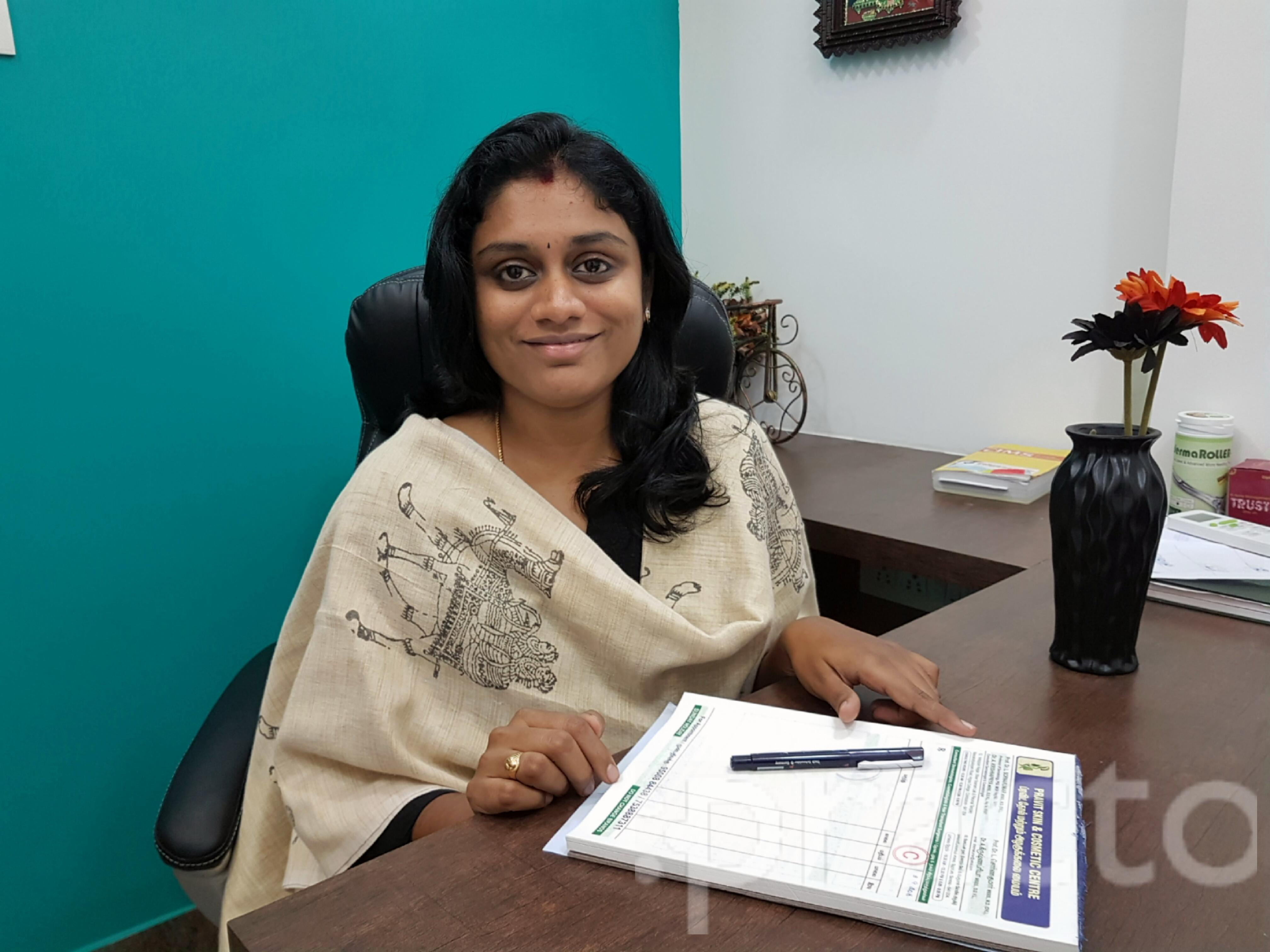 Dr. A . Krishna Priya - Dermatologist