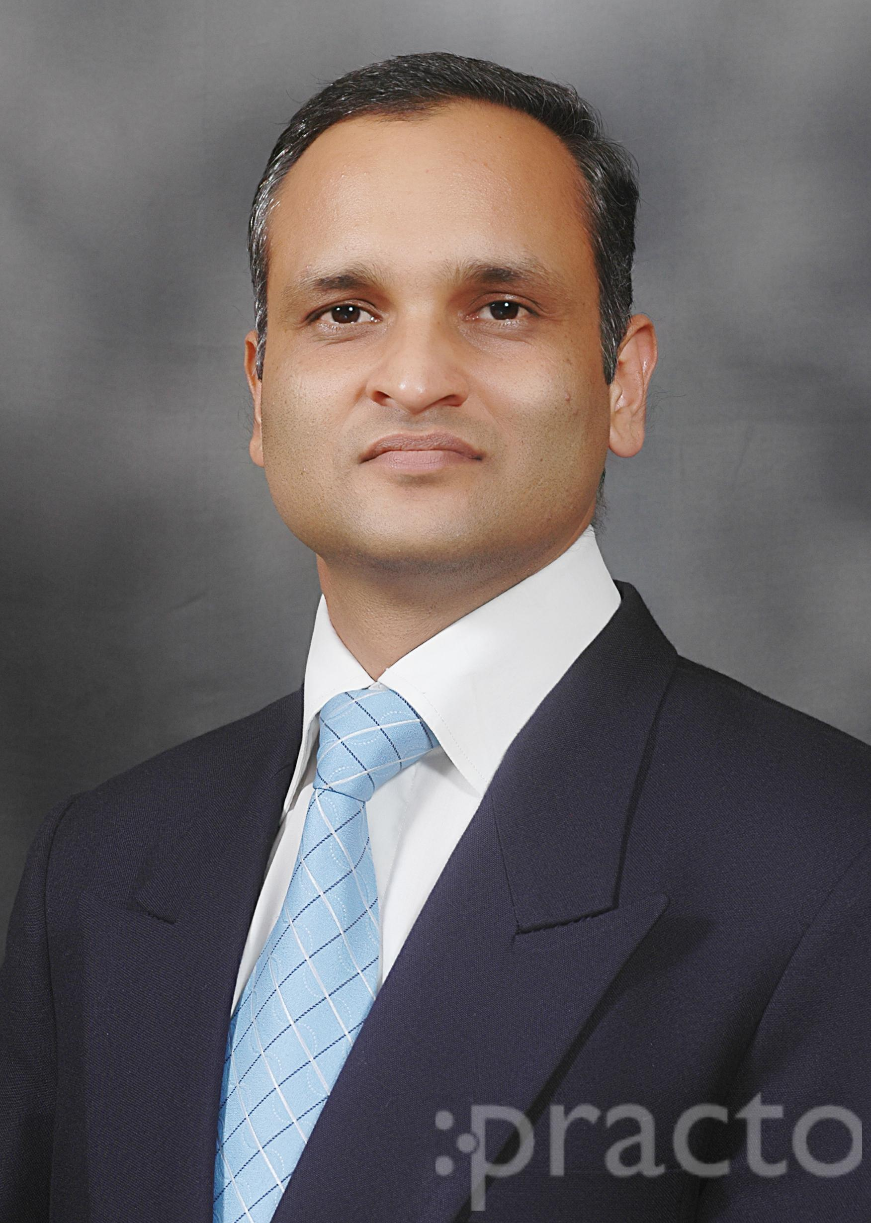 Dr. A S Pandey - Orthopedist