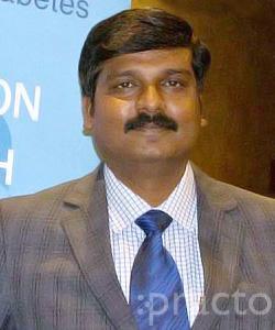 Dr. A.Sethuramashankaran - Diabetologist