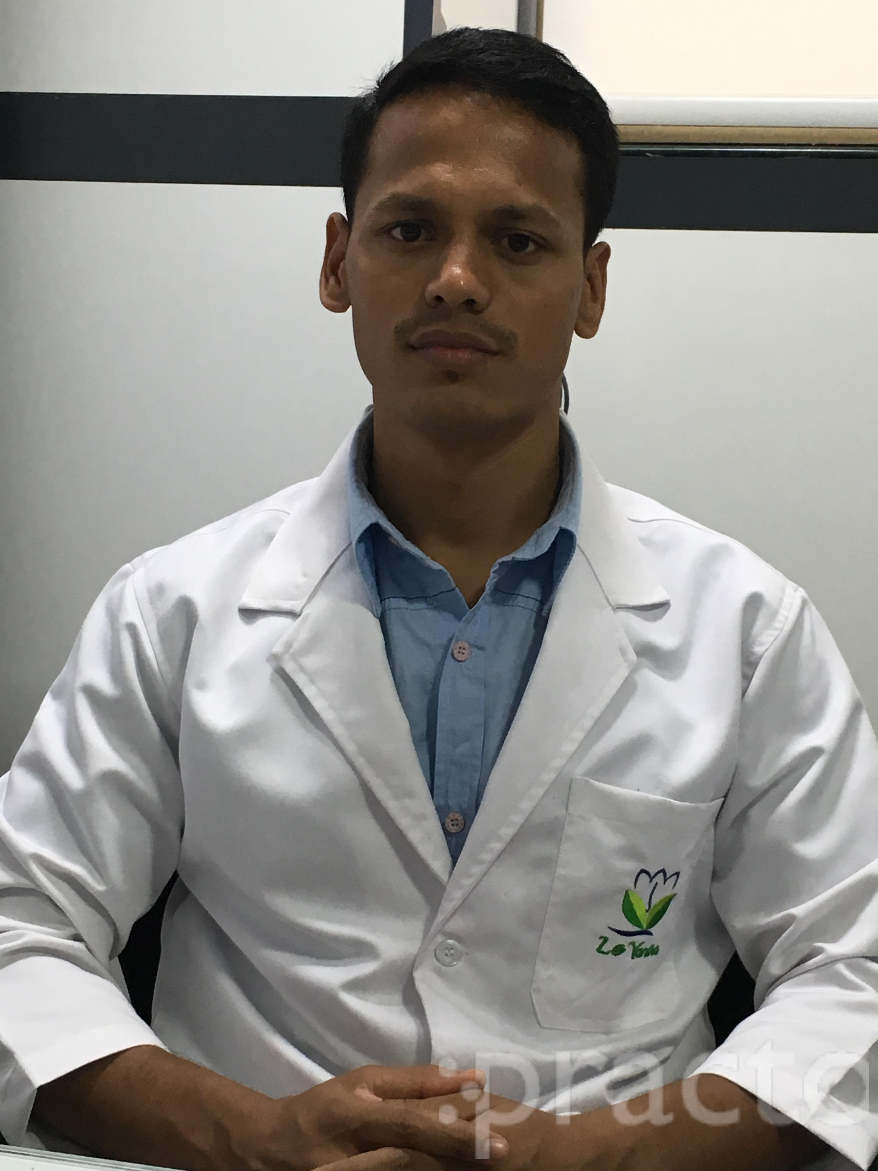 Dr. A.Shailesh Kumar - Physiotherapist