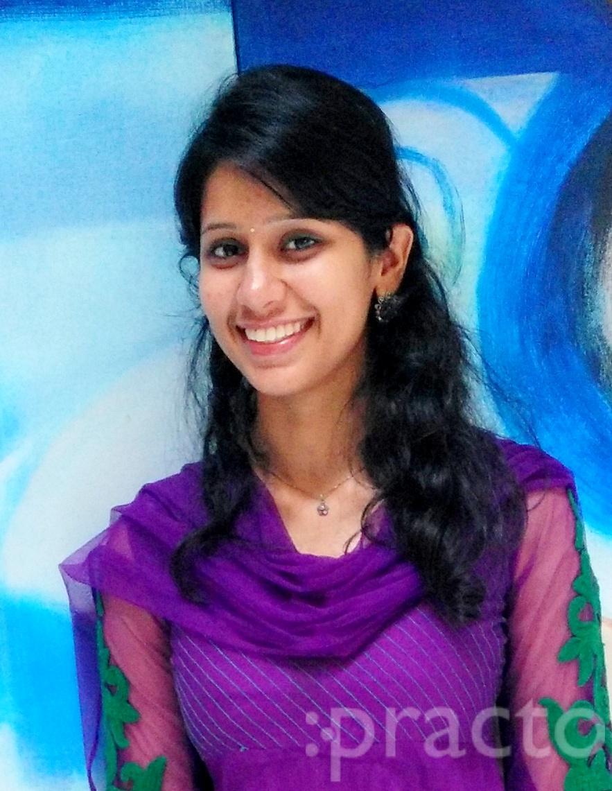 Dr. Aadithi.M.G - Dentist