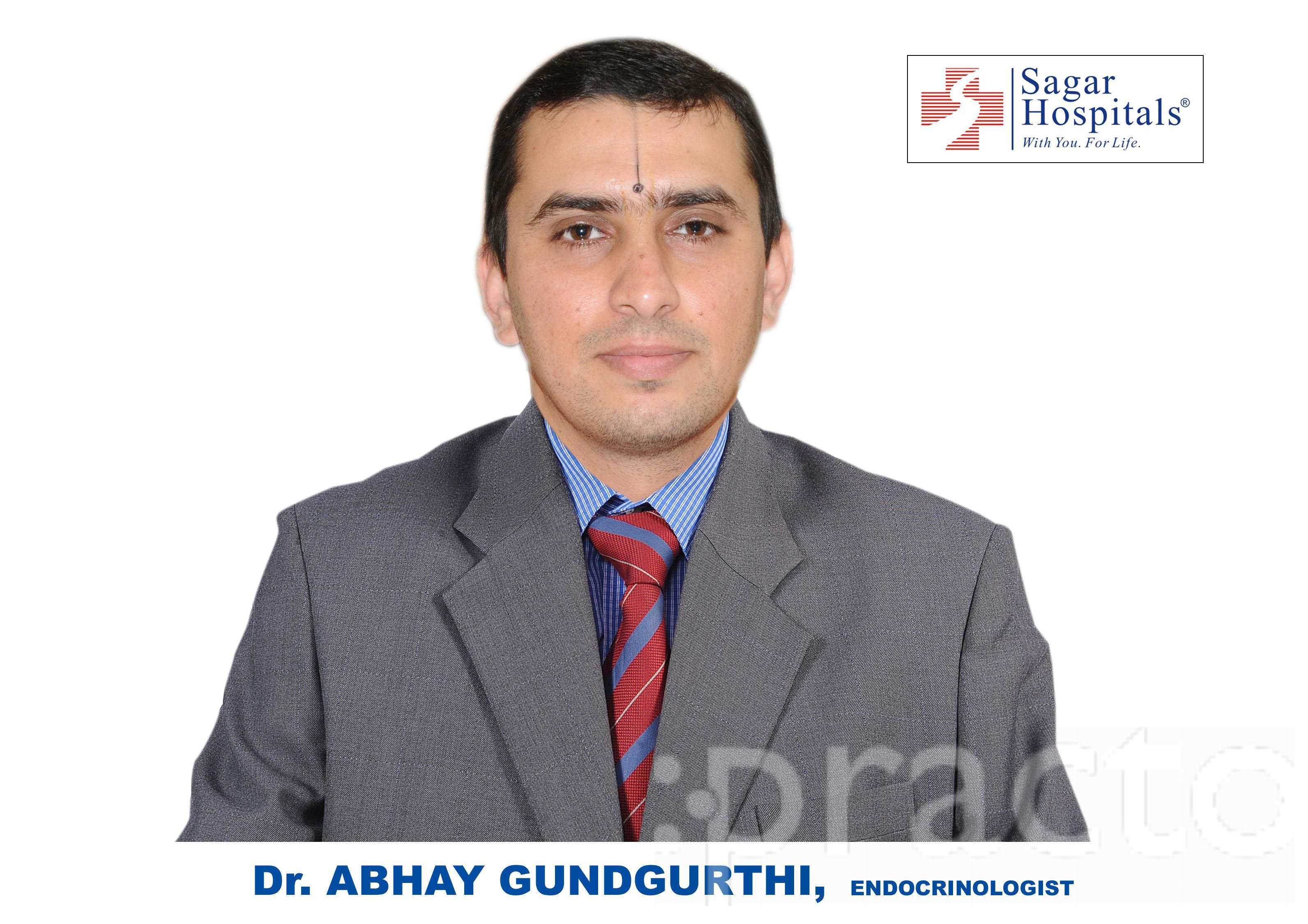 Dr. Abhay Gundgurthi - Endocrinologist