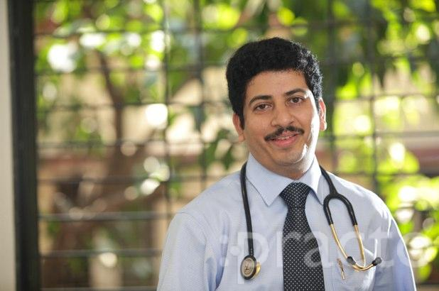 Dr. Abhay Raut - General Physician