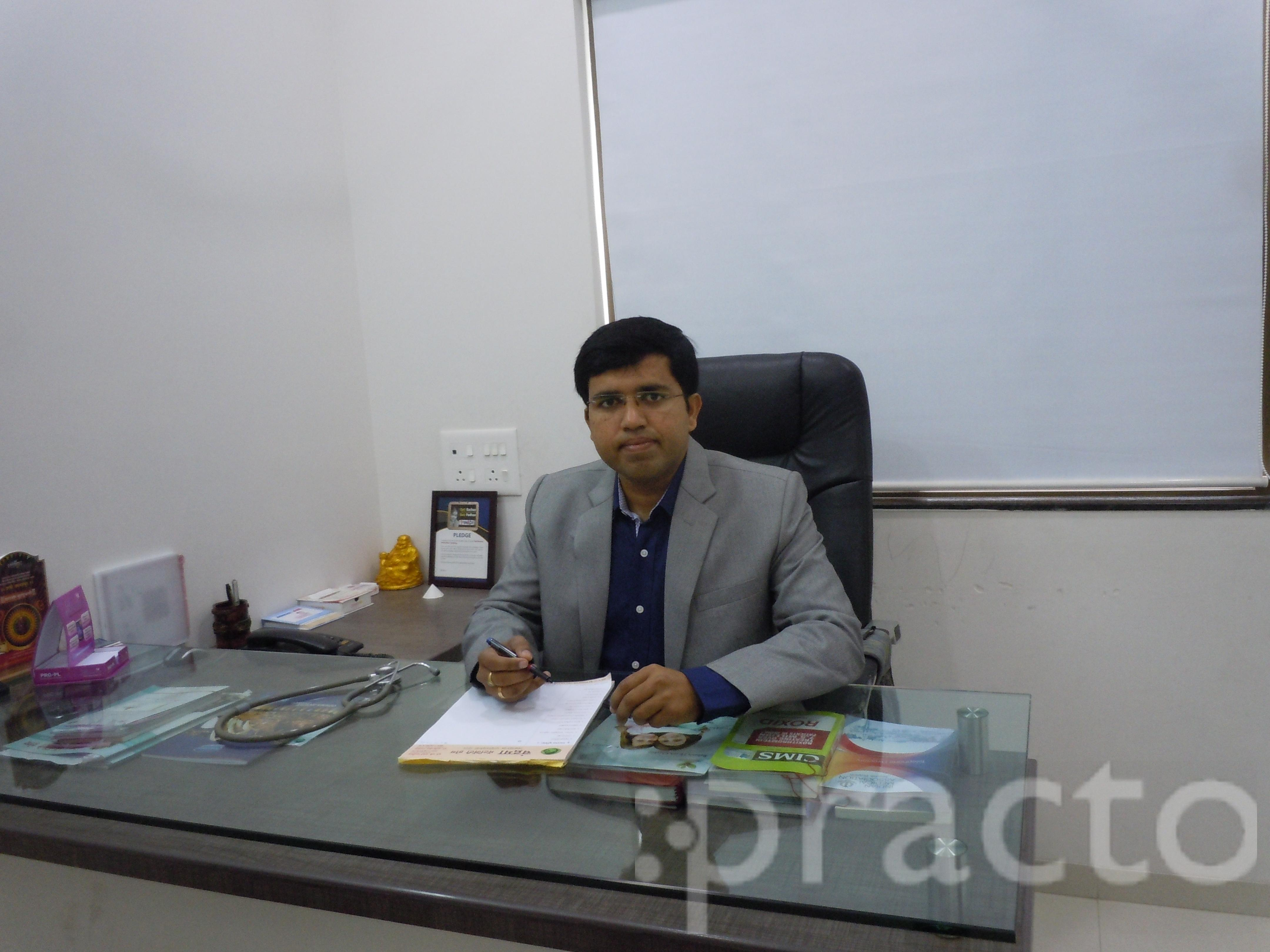 Dr. Abhijeet Patil - Gynecologist/Obstetrician