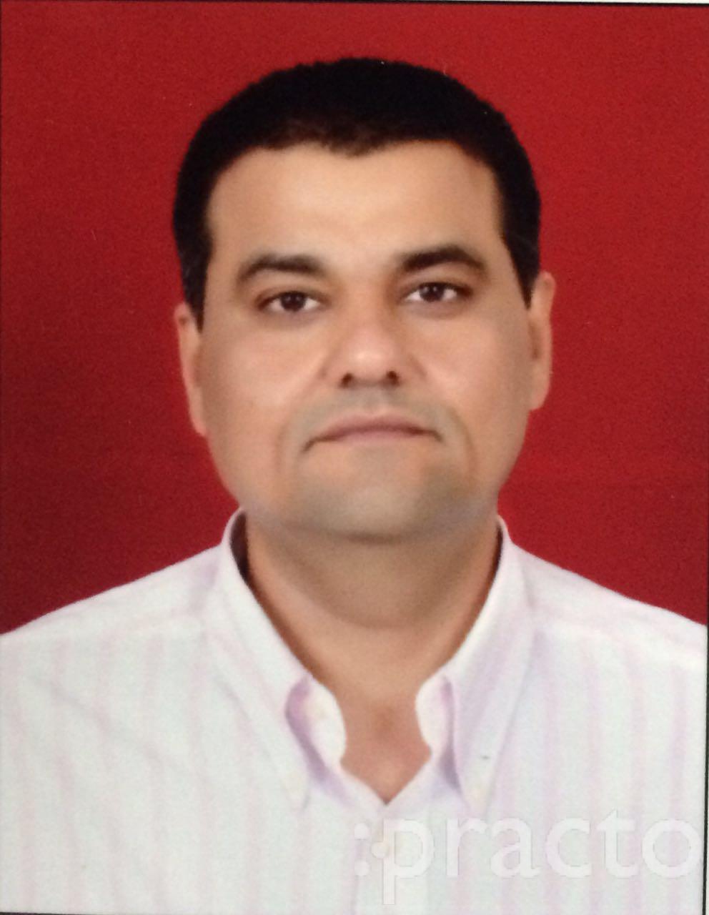 Dr. Abhijit Kathpal - Dentist