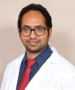 Dr. Abhilash Kumar V S S - Orthopedist