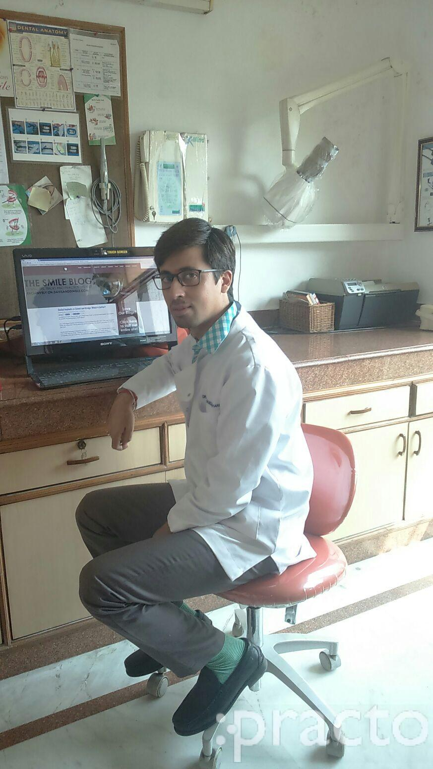 Dr. Abhimanue Sharma - Dentist