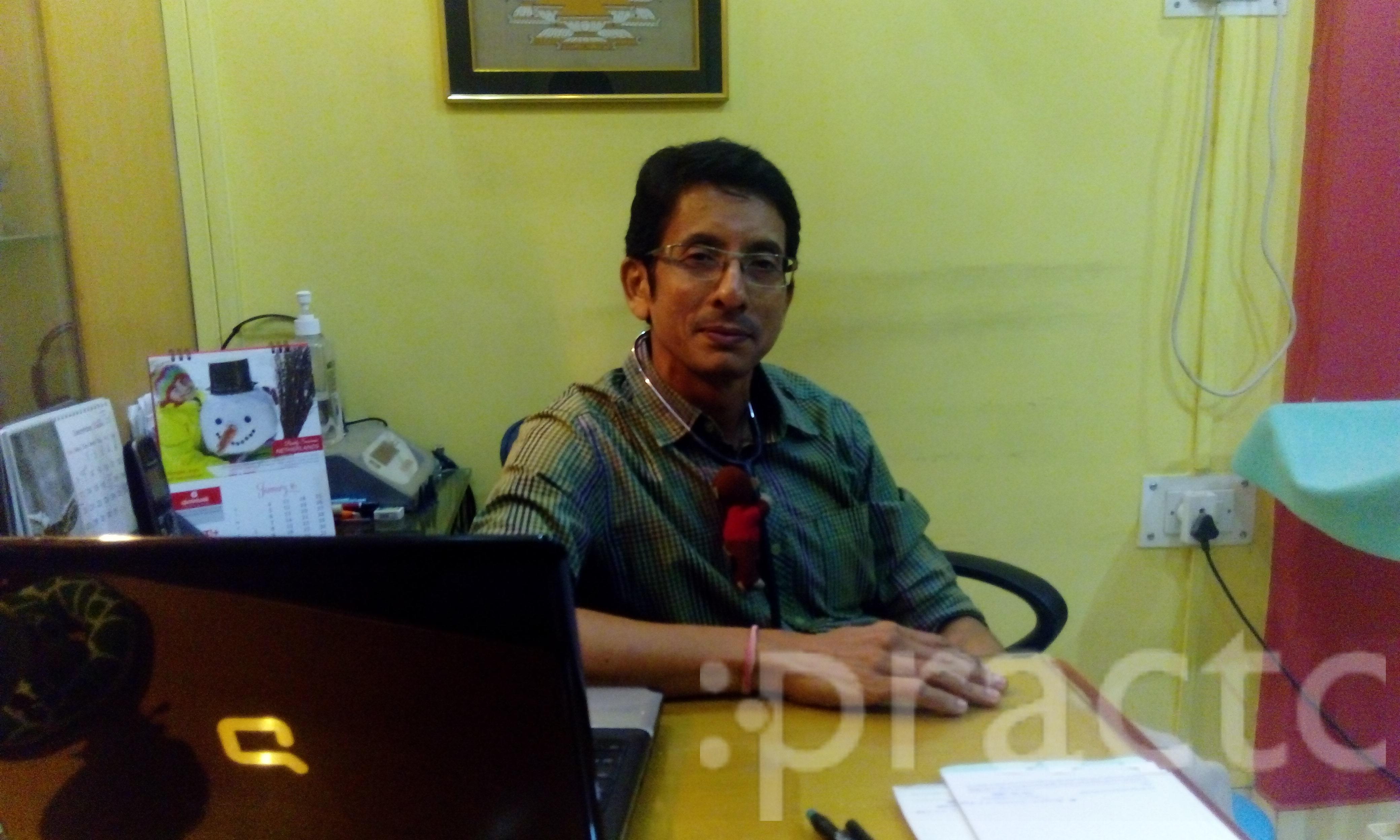 Dr. Abhimanyu Sengupta - Pediatrician