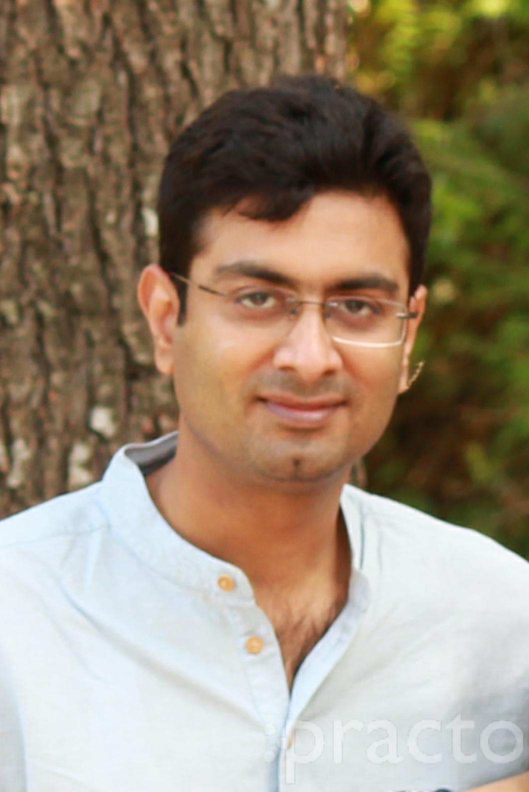Dr. Abhinav Kathuria - Dentist