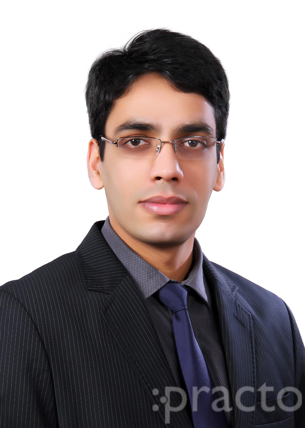 Dr. Abhinav Tyagi P.T. - Physiotherapist
