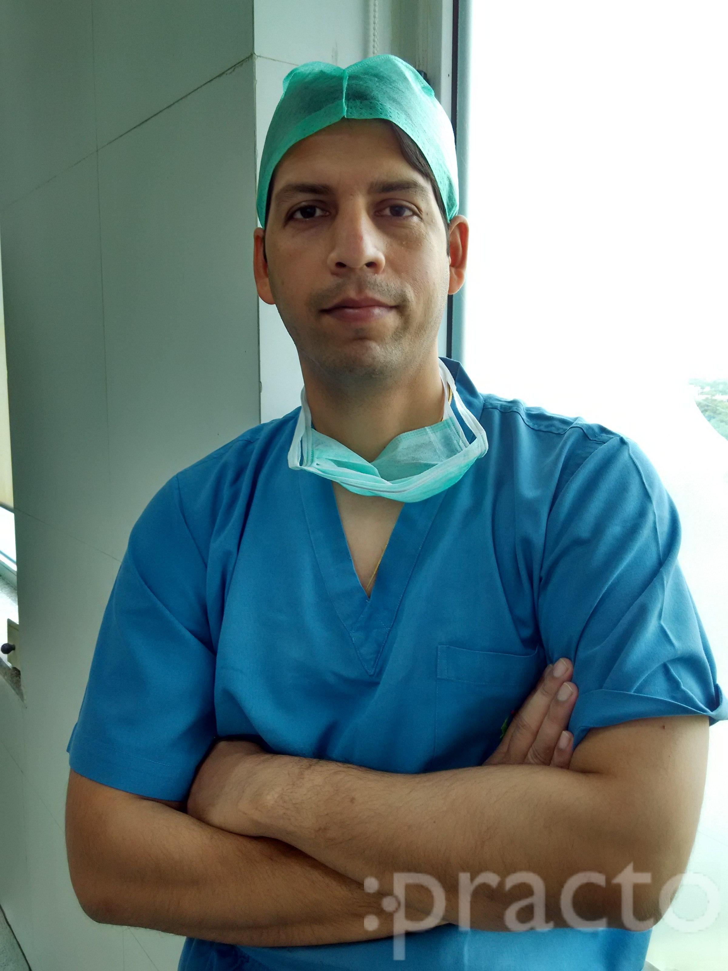 Dr. Abhisar Katiyar - Orthopedist
