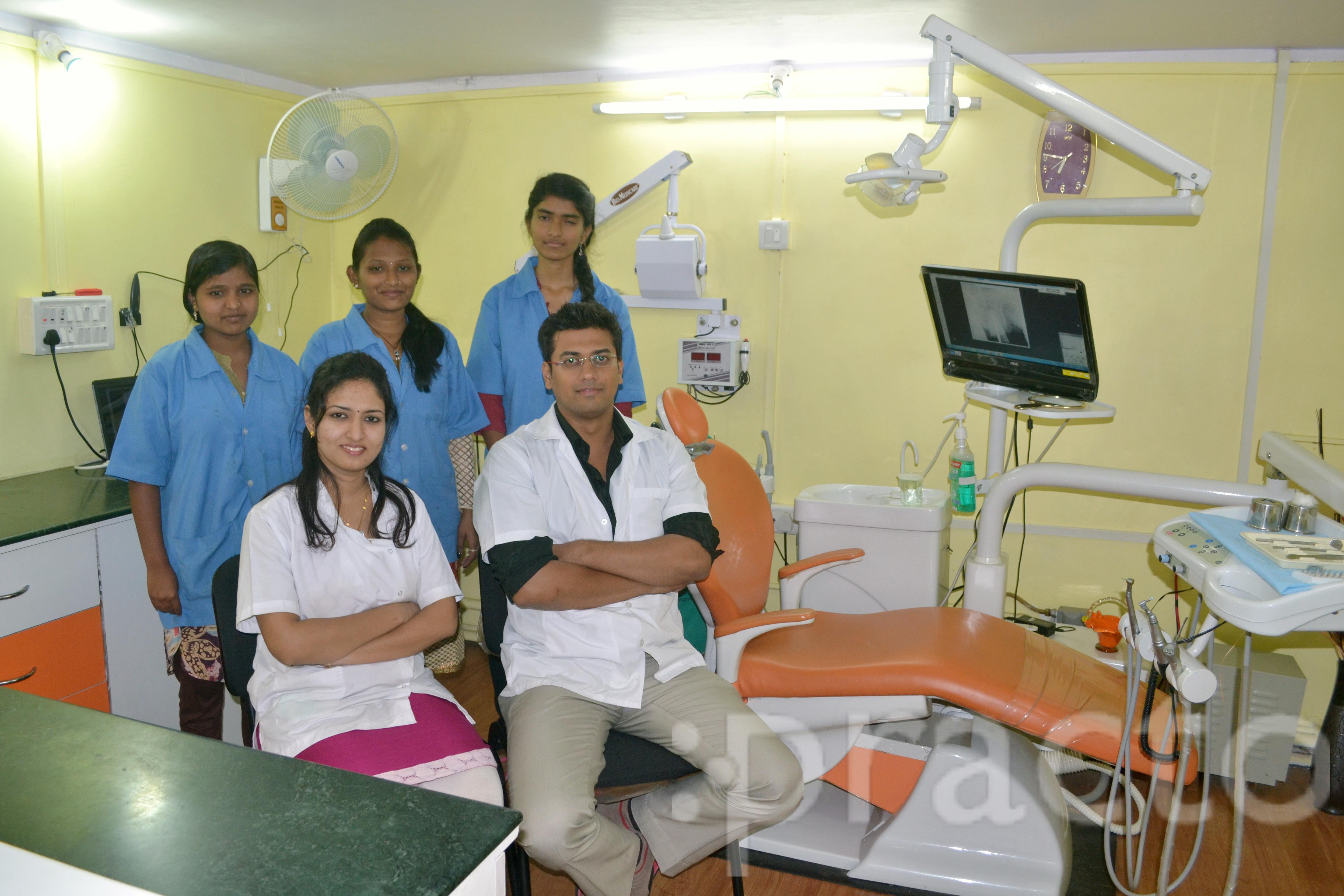 Dr. Abhishek Bagul - Dentist