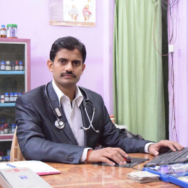Dr. Abhishek Dixit - Homoeopath