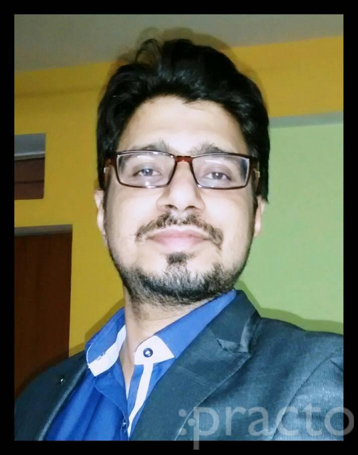 Dr. Abhishek Jain - Dentist